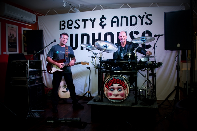 Besty&Andy's Funhouse