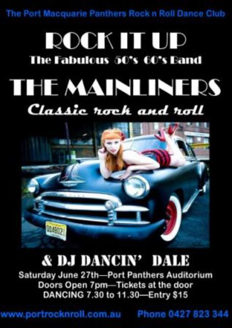 mainliners