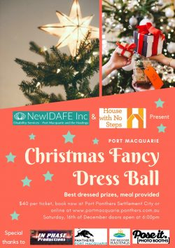 Christmas Fancy Dress Ball