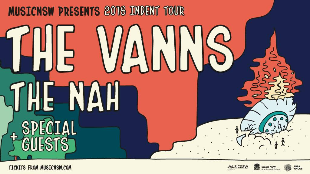 Indent Tour - The Vanns